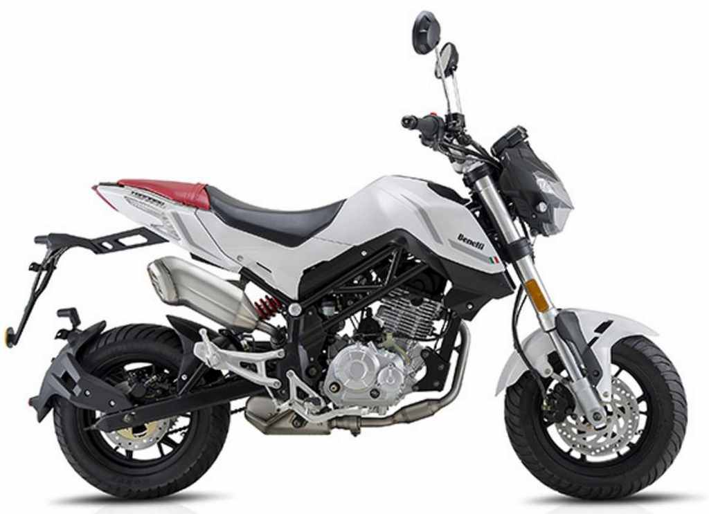 Benelli Tnt 125 Mini Bike Unveiled No Sign Of India Launch