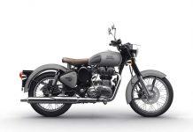 Classic-350-Gun Grey (Classic 350 new colours)