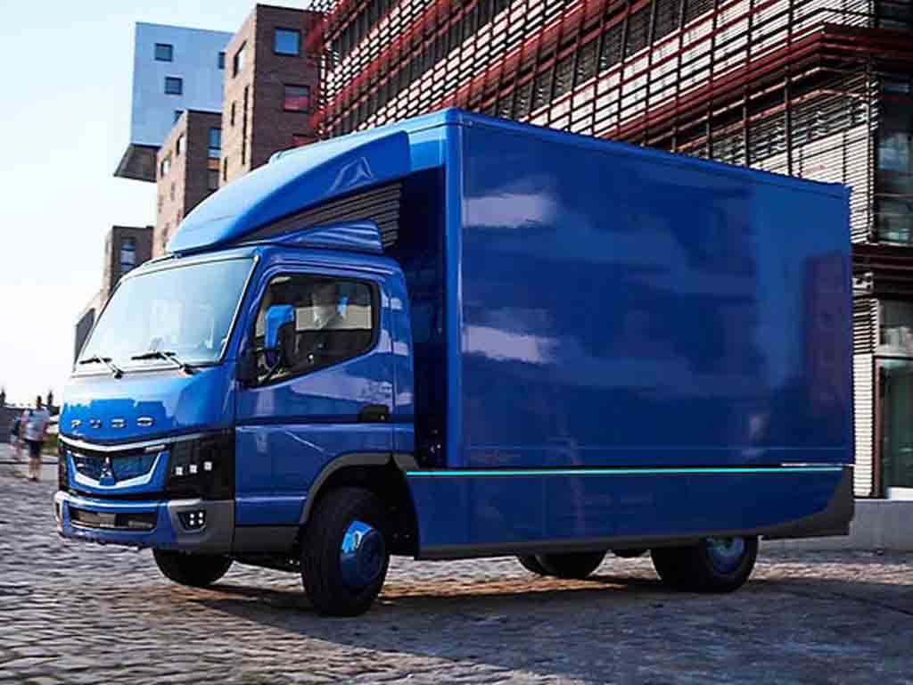 Daimler AG To Bring Electric Trucks For Indian Market