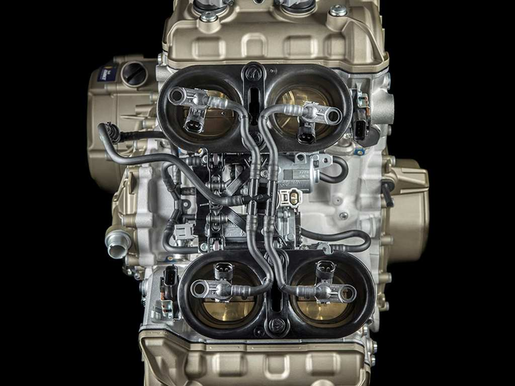 Ducati Desmosedici Stradale Cc V Engine Revealed on Engine Exploded View