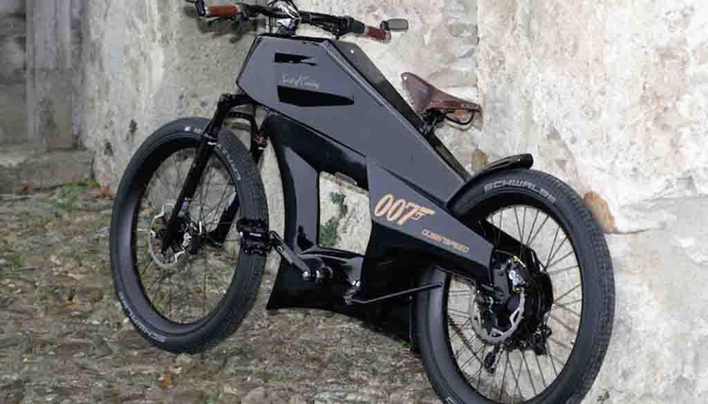 bb434bf08b7 Dusenspeed Builds Three Limited Edition Electric Custom Bikes