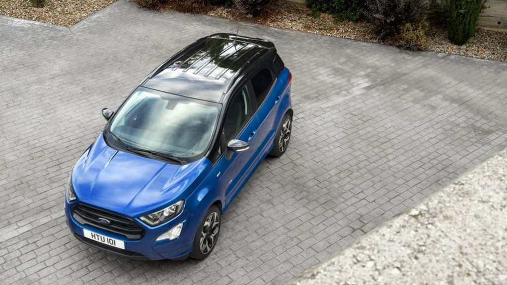 Euro-Spec 2018 Ford EcoSport Facelift 2