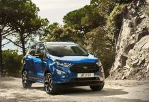 Euro-Spec 2018 Ford EcoSport Facelift 4