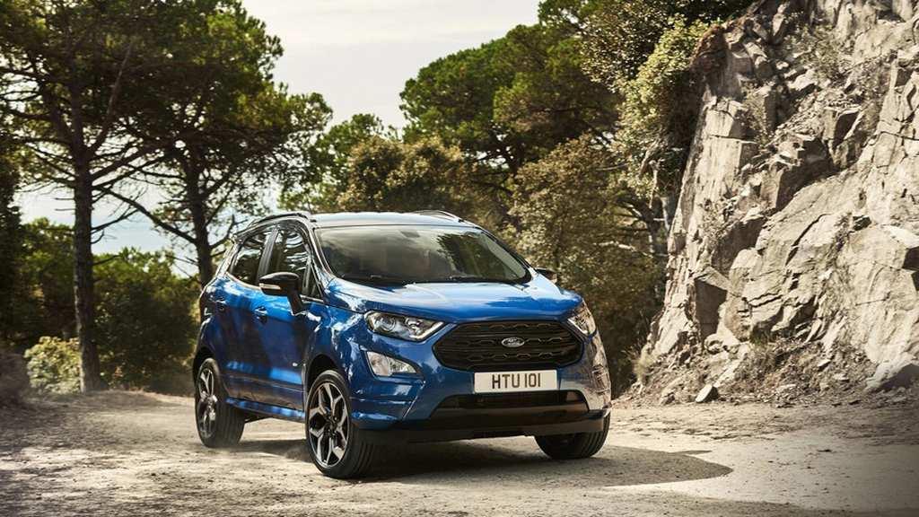 Euro-Spec 2018 Ford EcoSport Facelift 4