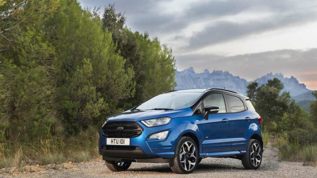 Euro-Spec 2018 Ford EcoSport Facelift 5