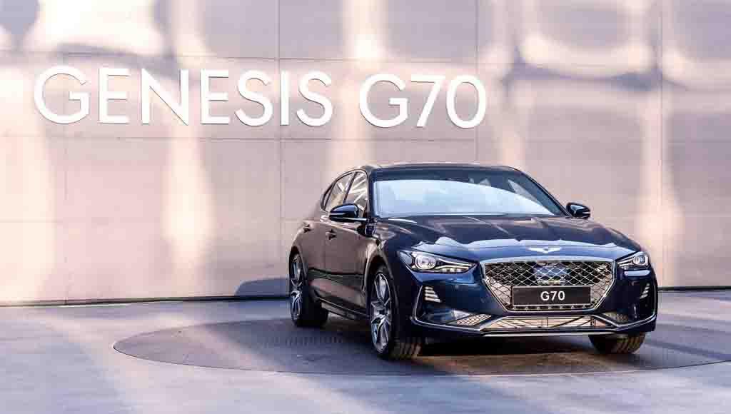 Hyundai Evaluating Entry Of Genesis Luxury Car Brand Into India