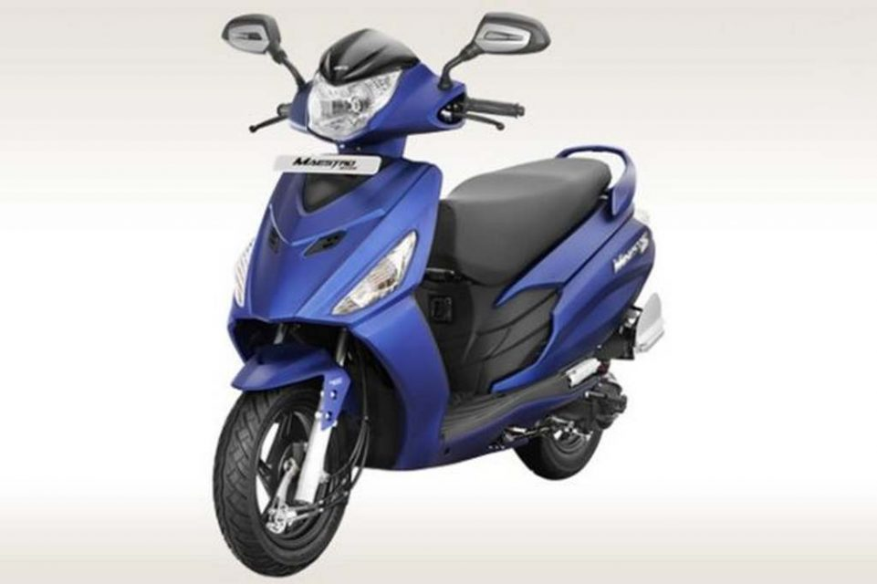 Hero MotoCorp Offers Discount On Scooter Range 1