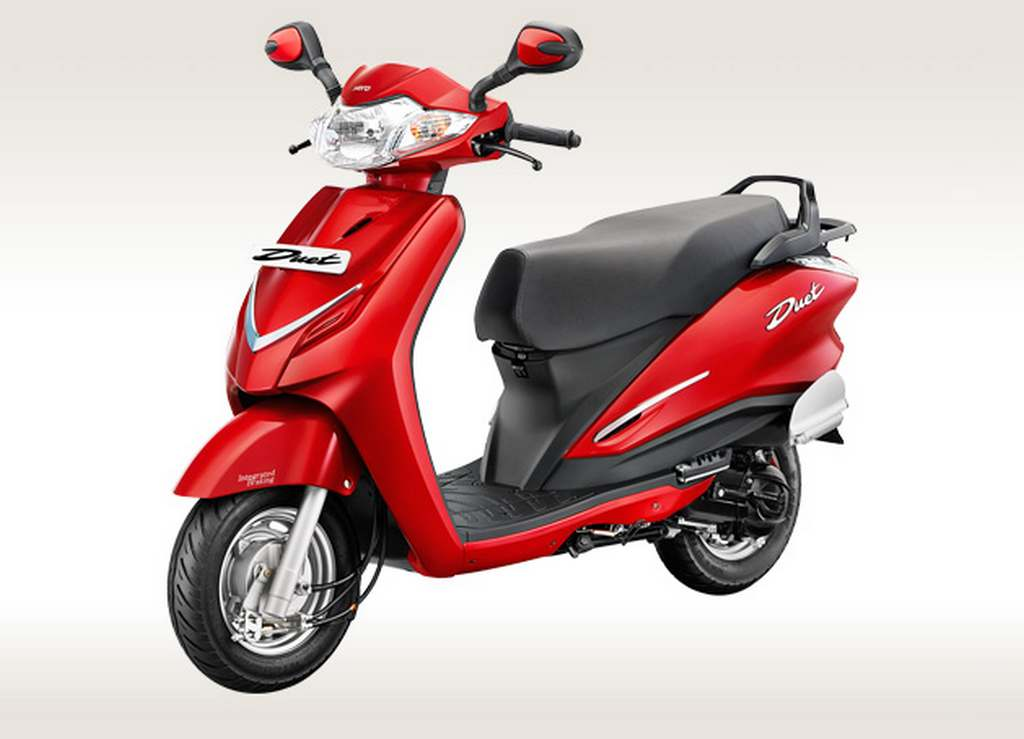 hero motocorp offers discount of up to rs. 4,500 on scooter range