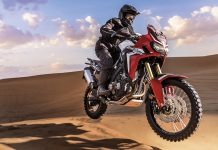 Honda Denies Launch Of Africa Twin With Manual Gearbox In India