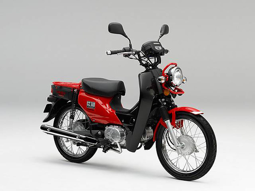 Honda Cross Cub Trademarked In India; Might Launch In Near Future