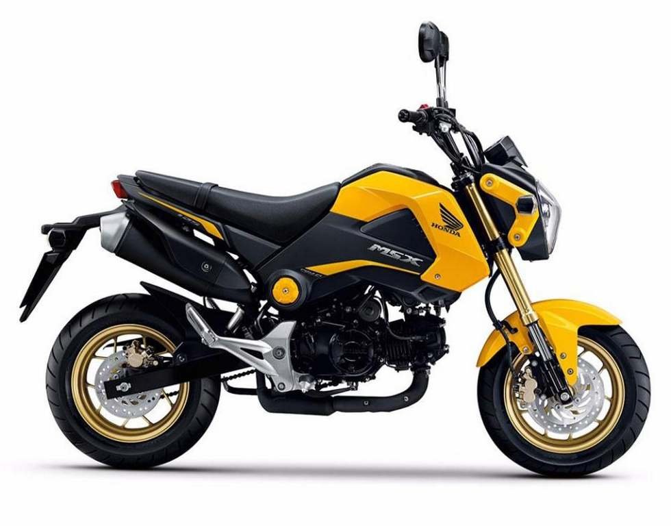 honda msx125 grom india launch date price engine. Black Bedroom Furniture Sets. Home Design Ideas