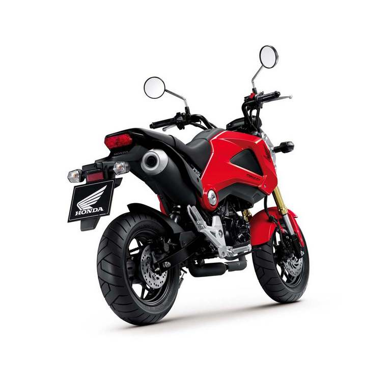 Honda MSX125 (Grom) India Launch Date, Price, Engine, Specs