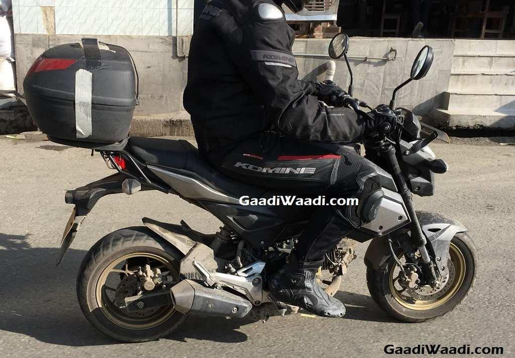 Honda Grom Price >> Honda Msx125 Grom India Launch Date Price Engine Specs