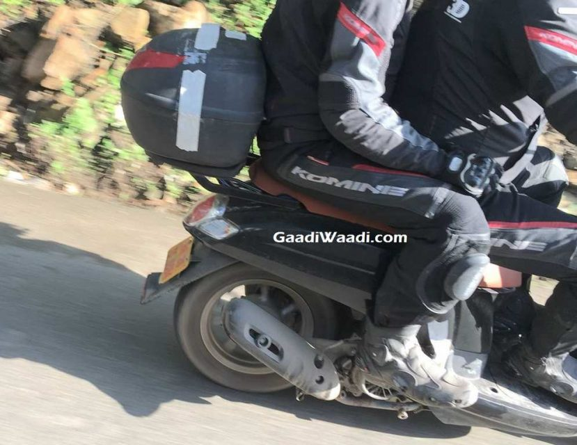 Honda Scoopy India Launch Date, Price, Engine, Specs, Features 2