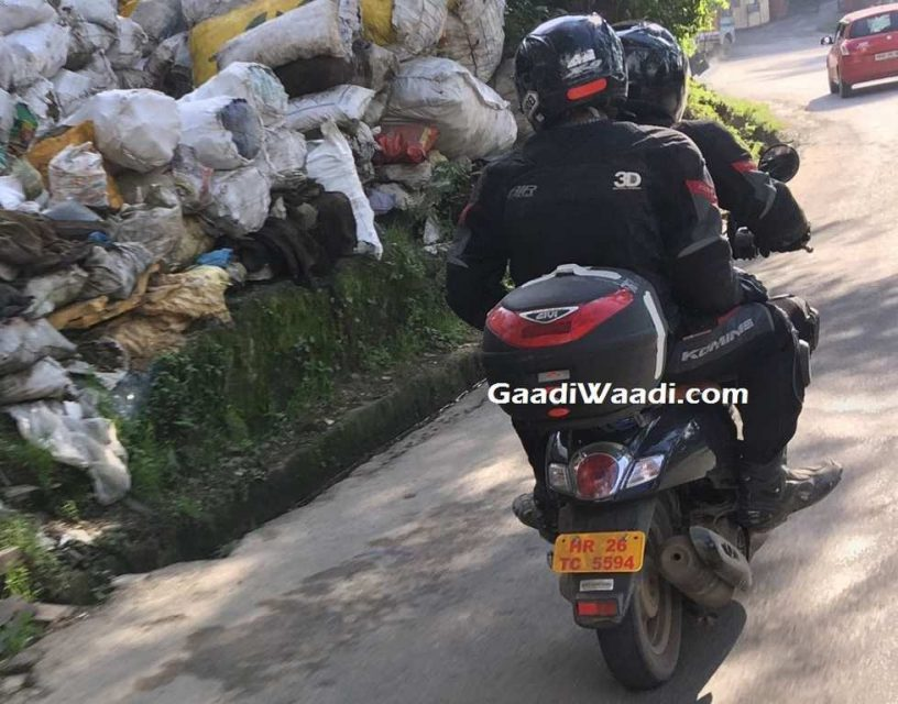 Honda Scoopy India Launch Date, Price, Engine, Specs, Features 5