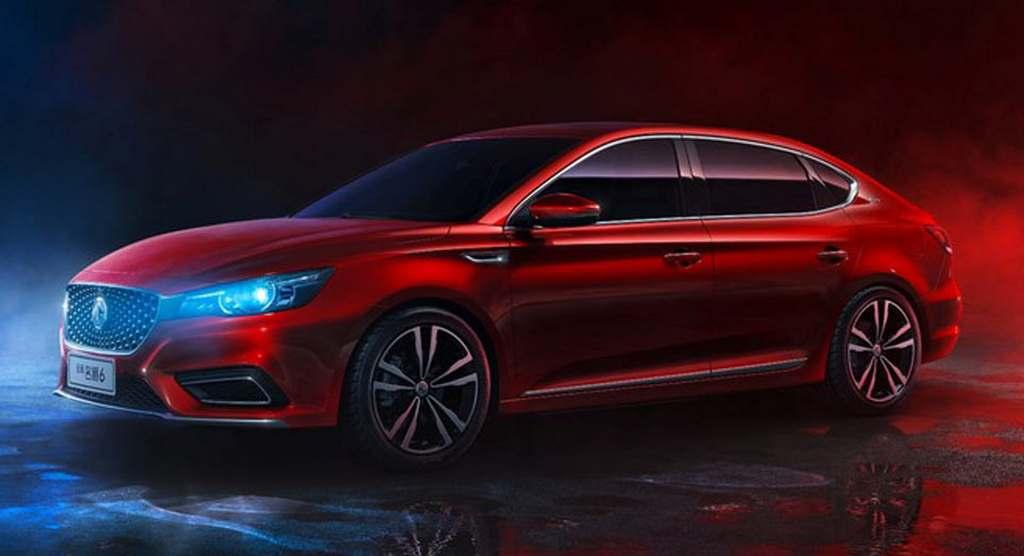 India Bound Mg6 Sedan Revealed Price Engine Specs Interior