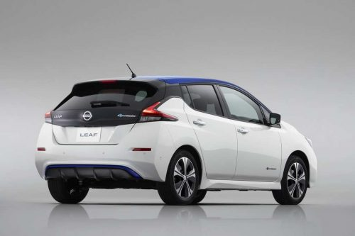 Nissan Leaf Electric Is The Next Big Launch This Year From The Brand