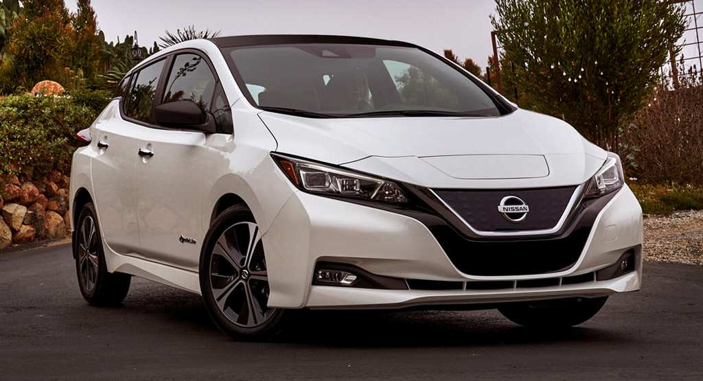 India-Bound Nissan Leaf Revealed