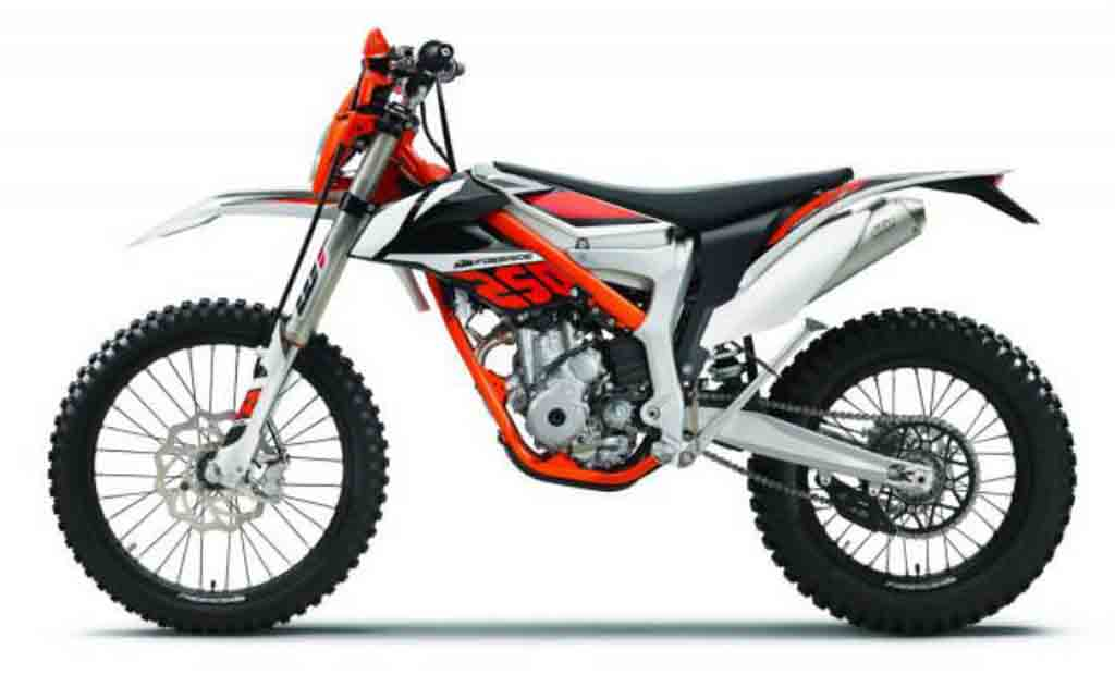 2018 ktm freeride 250 f launched in europe. Black Bedroom Furniture Sets. Home Design Ideas