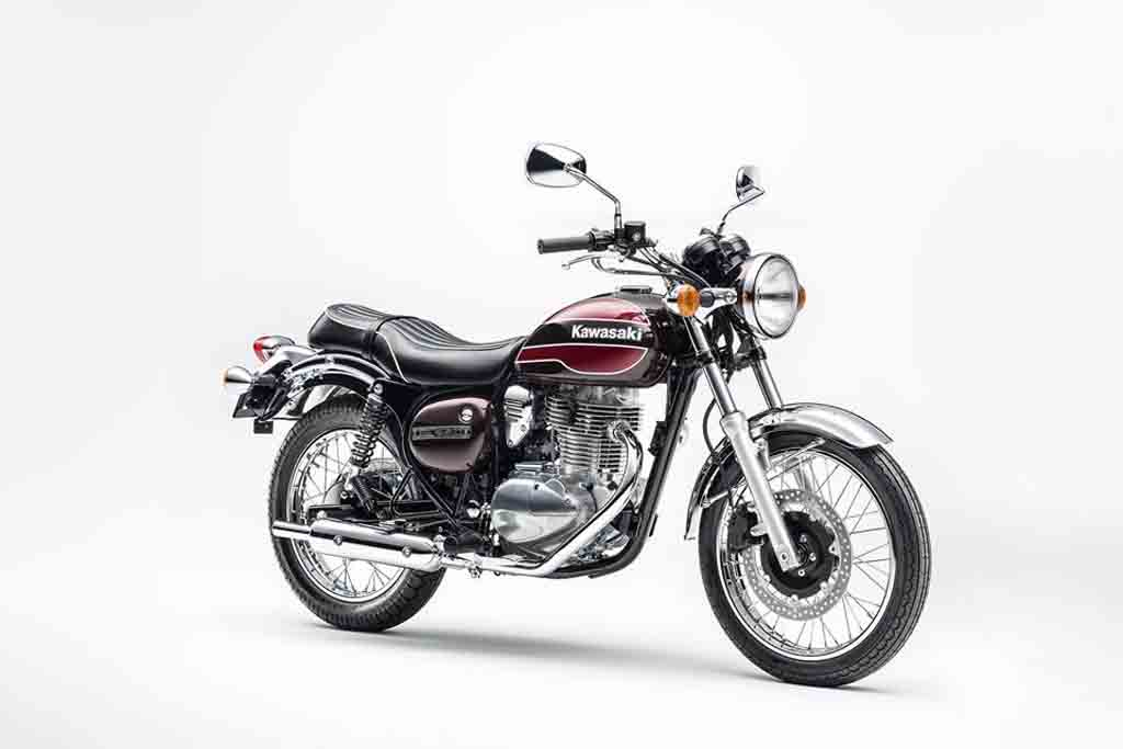 Retro Styled Kawasaki Estrella 175 Launch Likely This November