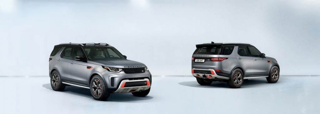 Land Rover Discovery SVX 2