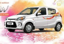 Maruti Suzuki Alto 800 Utsav Edition Launched - Price, Engine, Specs, Features