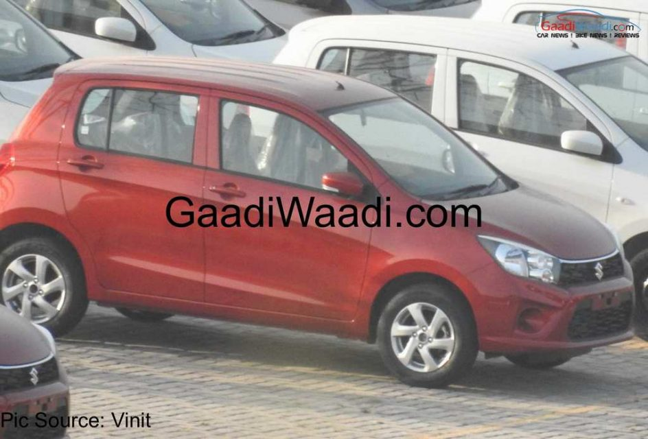 Maruti Suzuki Celerio Facelift India Launch Date, Price, Specs, Engine, Features,Interior