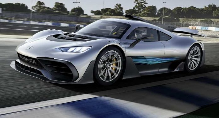 Mercedes-AMG Project One 12