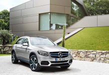 Mercedes-Benz GLC F-Cell (Mercedes To Launch Ten New Models Next Year)
