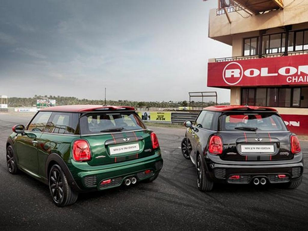 Mini John Cooper Works Pro Edition Launched Price Engine Specs