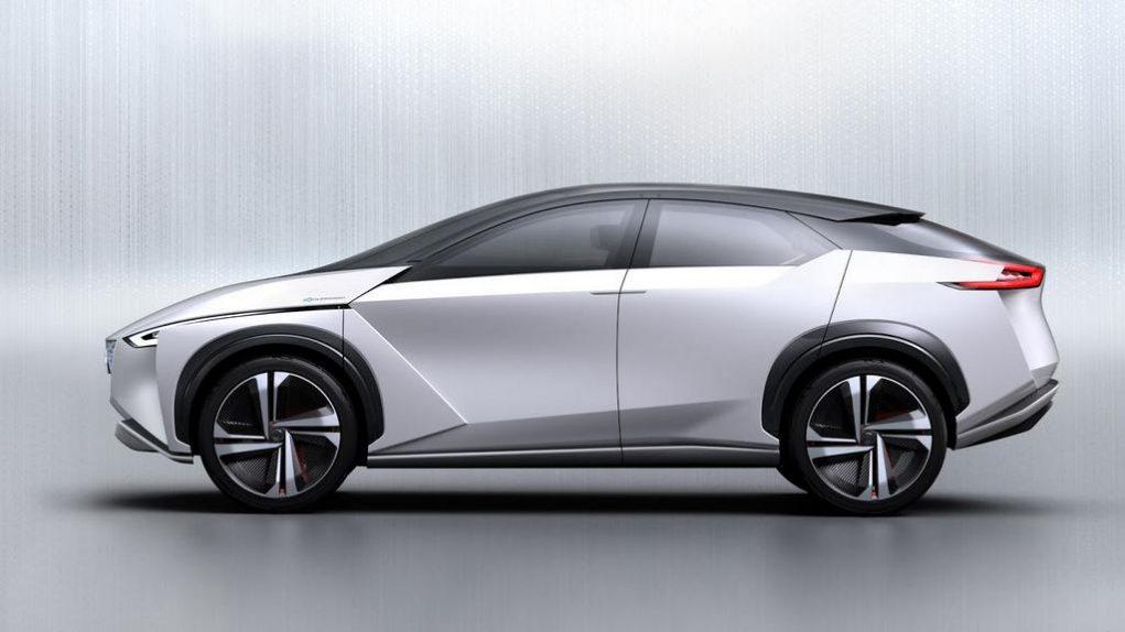 Nissan IMx Concept 1