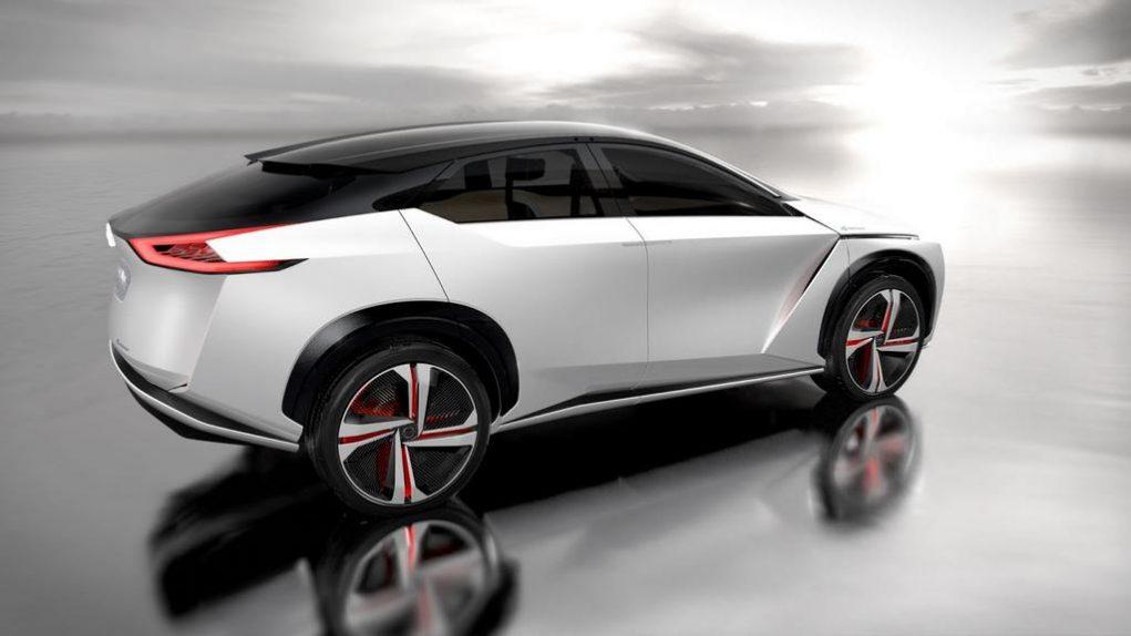 Nissan IMx Concept 6