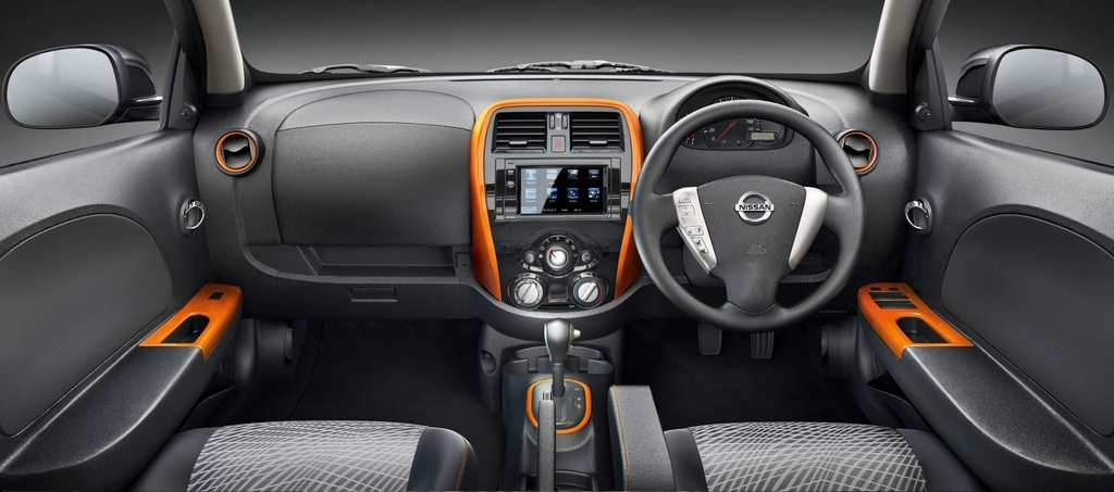 Nissan Micra Fashion Edition Launched In India - Price, Specs, Interior