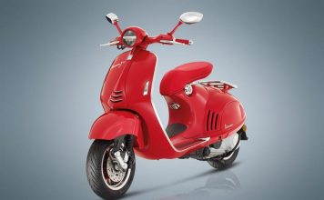 Piaggio Vespa RED India Launch Date, Price, Specs, Features 3