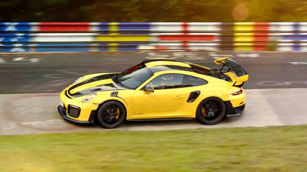 porsche 911 gt2 rs launched in india at rs 3 88 crore
