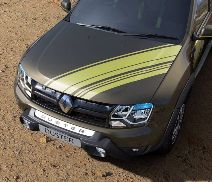 Renault Duster Sandstorm Launched In India