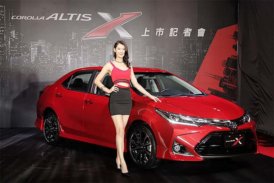 Sportier 2017 Toyota Corolla Altis X Launched Price Engine Specs Features