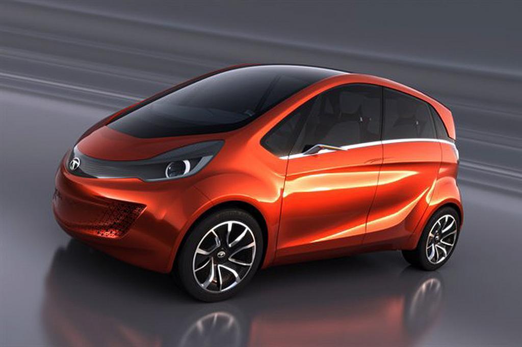 Tata Motors Megapixel Car Price