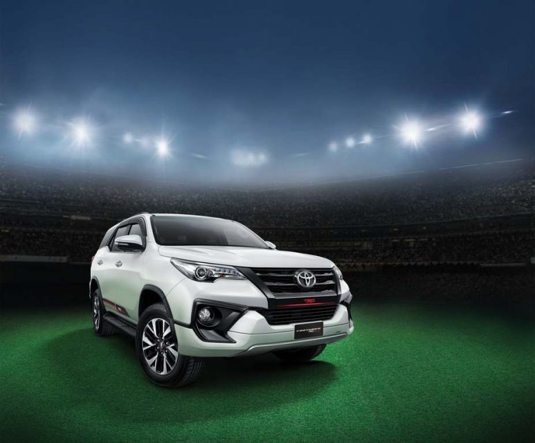 Toyota Fortuner TRD Sportivo Launched In India - Price, Specs, Features, Body Kit, Interior, Engine