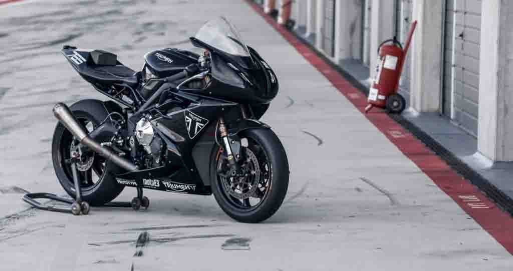 Read About The Triumph Daytona 765 You Cannot Buy