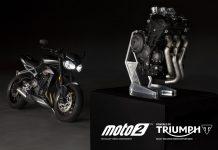 2019 Moto2 Triumph Engine Detailed