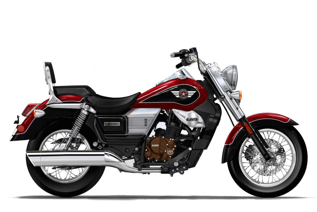 Um Motorcycles To Manufacture 300cc To 700cc Bikes In India
