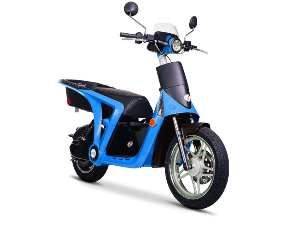 mahindra genze electric scooters may hit indian shores by 2019. Black Bedroom Furniture Sets. Home Design Ideas