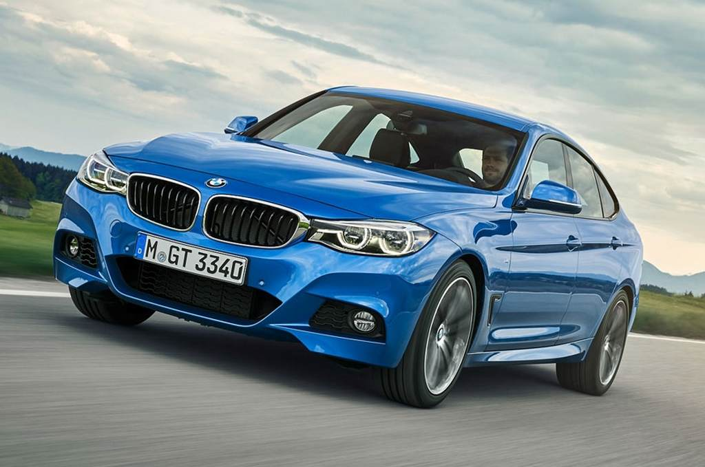 2017 bmw 330i gt m sport launched in india price engine specs features. Black Bedroom Furniture Sets. Home Design Ideas