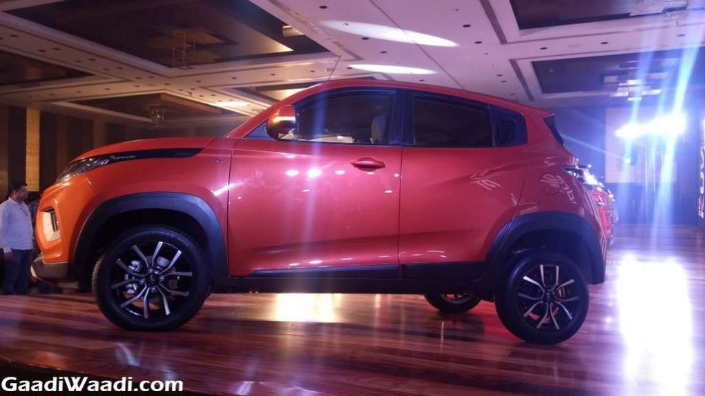 2017 Mahindra KUV100 Facelift (NXT) Launched In India - Price, Engine, Specs, Features, Interior