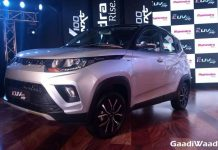 2017 Mahindra KUV100 Facelift (NXT) Launched In India - Price, Engine, Specs, Features, Interior 4