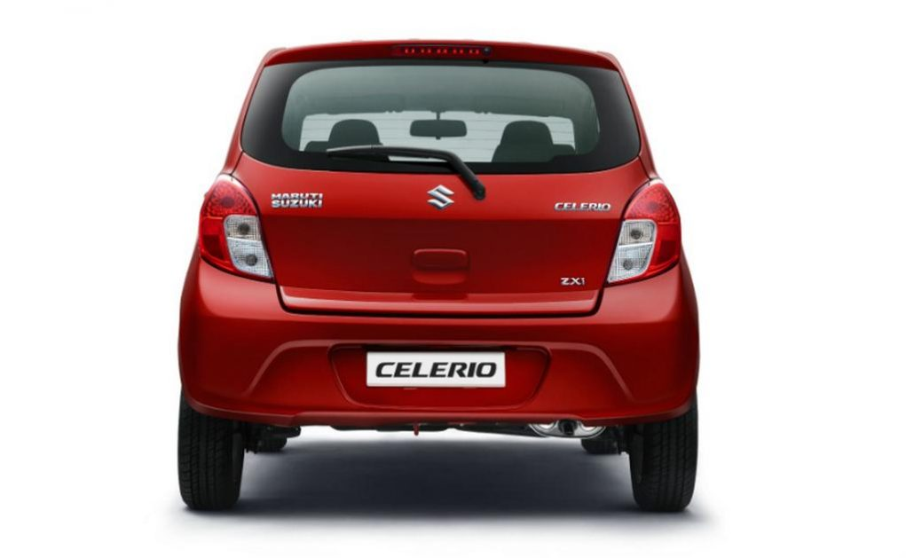 2017 Maruti Suzuki Celerio Launched In India - Price, Specs, Features, Engine, Interior 1