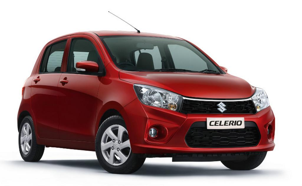 2017 Maruti Suzuki Celerio Launched In India - Price, Specs, Features, Engine, Interior 2 (maruti suzuki amt sales)