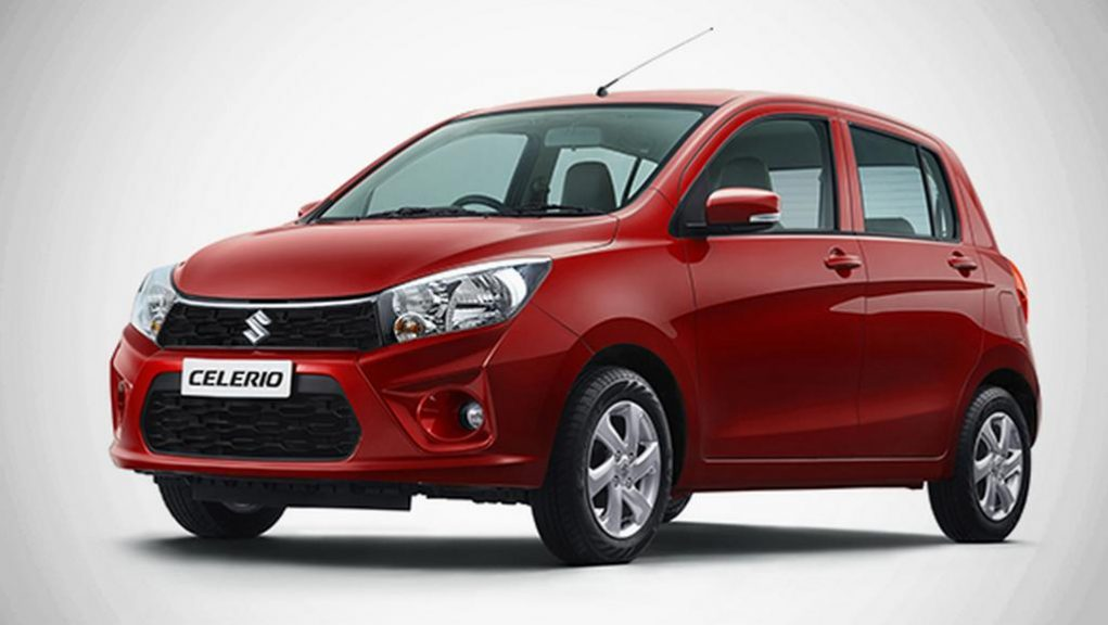 2017 Maruti Suzuki Celerio Launched In India - Price, Specs, Features, Engine, Interior 3