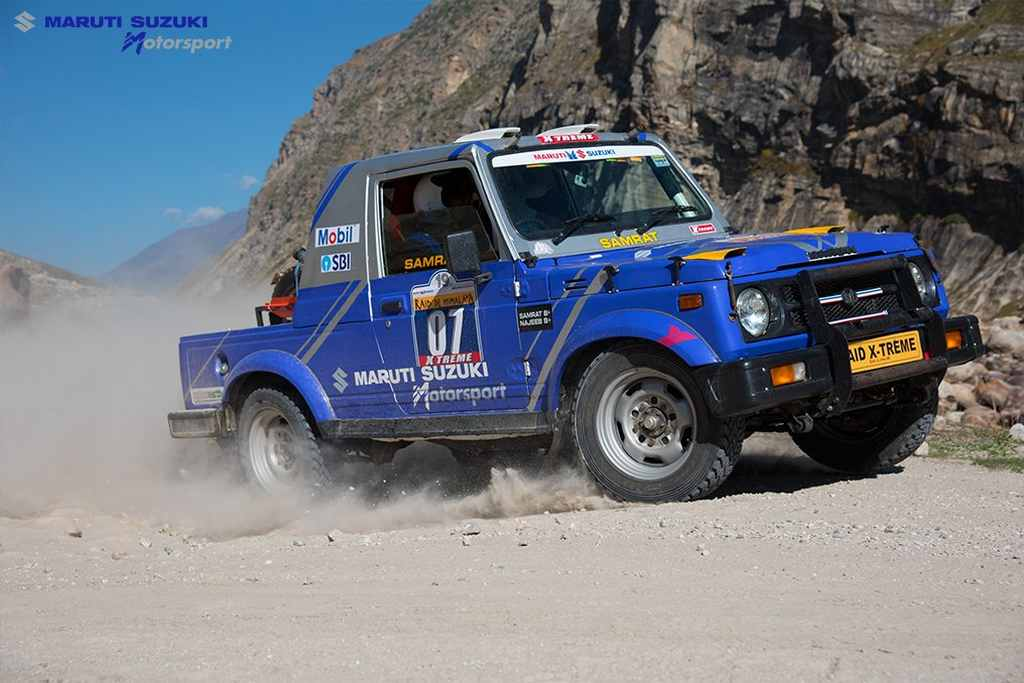 2017 Raid de Himalaya Suresh Rana Seized Crown For 11th Time 1